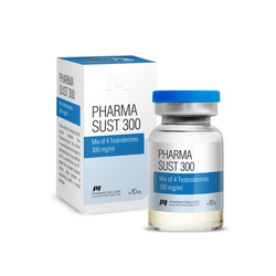 Pharma Sust 300 10ml Pharmacom Lbs