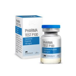 Pharma Test P100 10ml Pharmacom Lbs