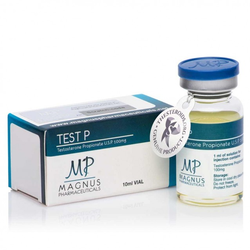 Test P 100mg 10ml Magnus